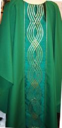 Celtic Wave Chasuble